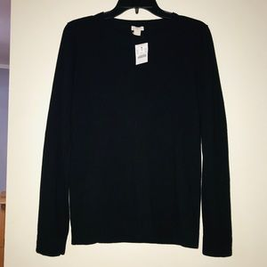 NWT  J.Crew Factory cotton wool Teddie sweater